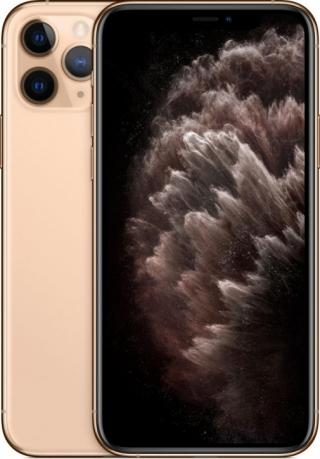 Apple iPhone 11 Pro Max 512Gb золотистый